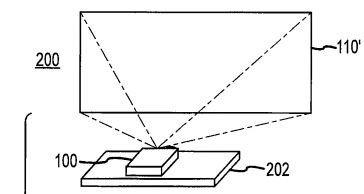 """Apple erhält Patent für kabellose revolutionäre """"neue Art von Computer"""" mit Beamer - http://apfeleimer.de/2013/12/apple-erhaelt-patent-fuer-kabellose-revolutionaere-neue-art-von-computer-mit-beamer - Neue Apple Patente: eine neue Generation und komplett neue Art von Computer beschreibt eines der 51 Patente die Apple vom US Patentamt zugesprochen bekam. Die Patente beschreiben unter anderem eine neue Kategorie von Computer gepaart mit einem Beamer. Die Eingabegeräte wie Ma"""
