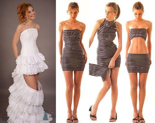 Бизнес идея платья трансформеры » Бизнес-идеи.нет
