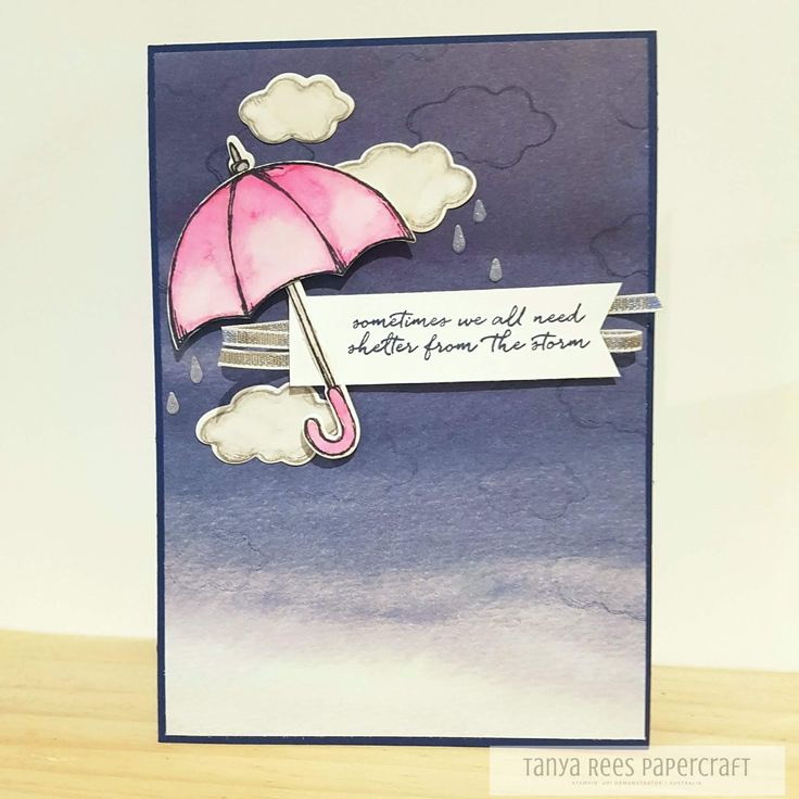 Tanya Rees Papercraft - Stampin' Up! Weather Together