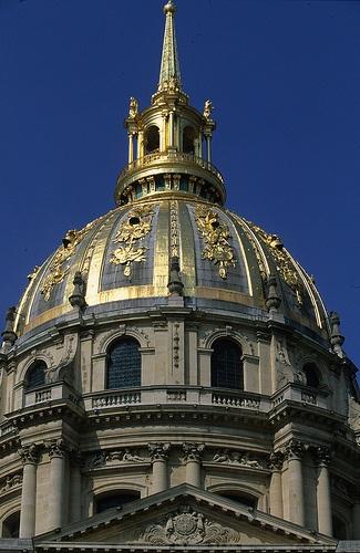 Paris, Les Invalides, Dome