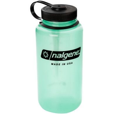 Nalgene Tritan Wide-Mouth/Loop-Top Round 1L Glow - Mountain Equipment Co-op. Free Shipping Available Two bottles required for Actif Epica