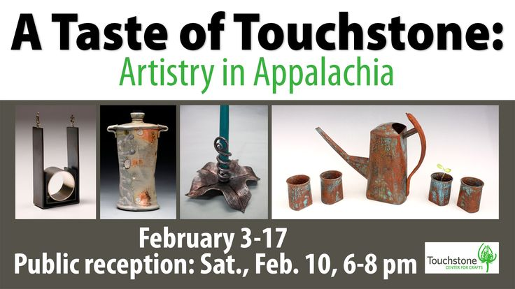 Allegany Arts Council In Cumberland, Maryland Partners With Touchstone Center For Crafts For A Unique Exhibition | Touchstone Center For Crafts