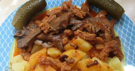 Mennyei Gombás pacal recept! Pacal mindenféle formában jöhet! :)