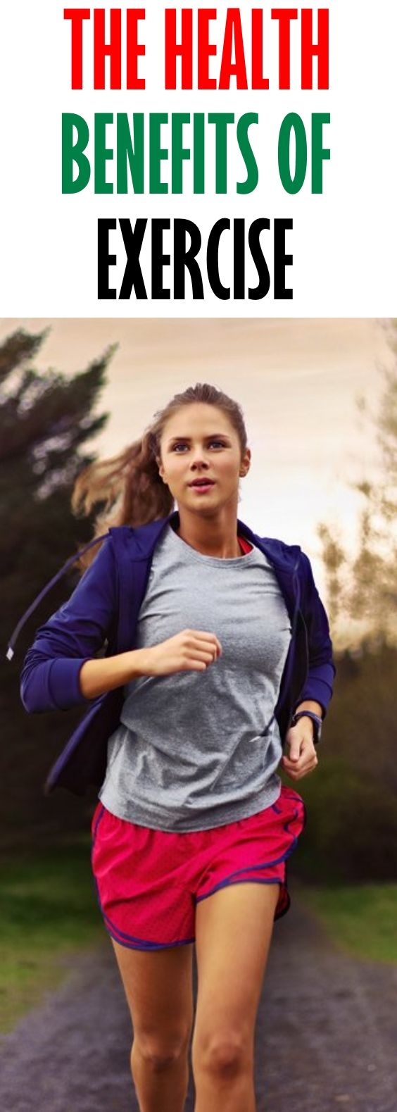 The Health Benefits of Exercise