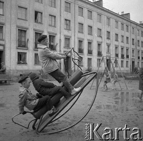 Kraków-Nowa Huta, 1963 | fot. Jarosław Tarań