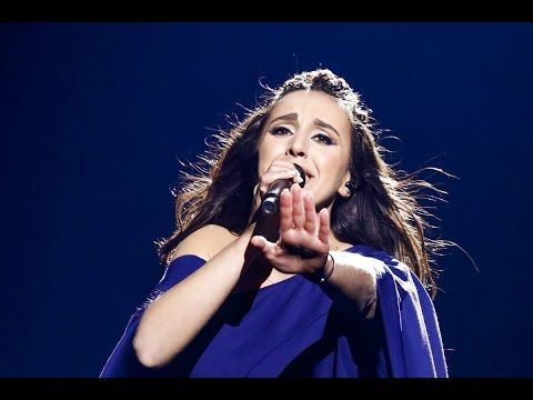 LIVE - Jamala - 1944 (Ukraine) at the Grand Final of the 2016 Eurovision Song Contest - YouTube