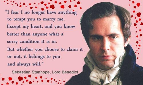 Sebastian Stanhope from The Wedding Season
