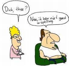 Spelling ...;)