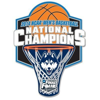 Classic Pins - Uconn Huskies 2014 NCAA Men's Basketball National Champs Pin, $7.95 (http://www.classicpins.com/uconn-huskies-2014-ncaa-mens-basketball-national-champs-pin/)