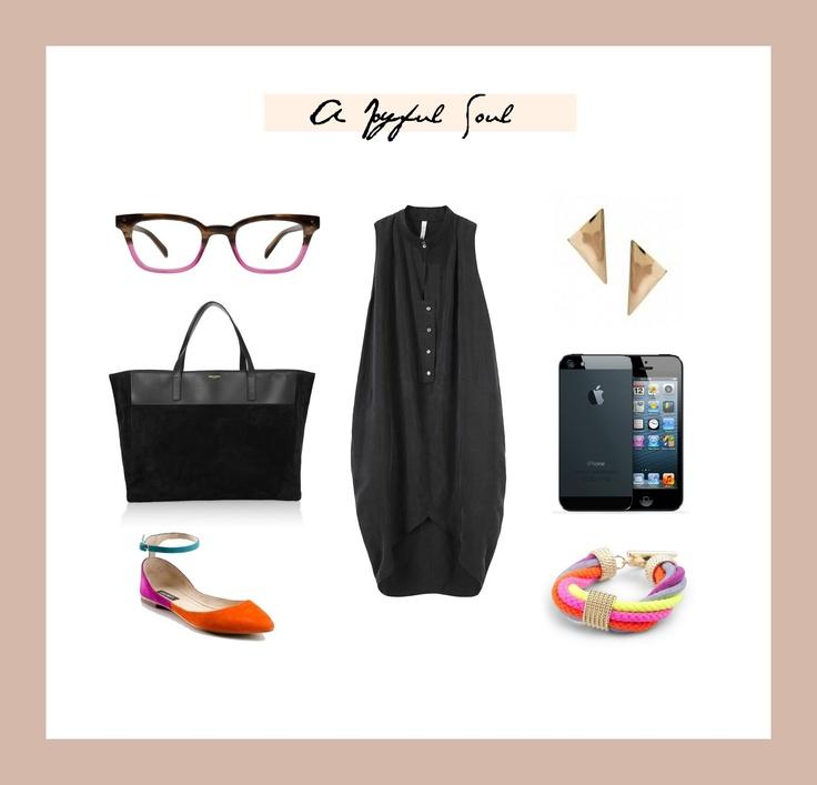 #set #black #pink #gold #iPhone #clothes #stylish #takitrik  A Joyful soul /  byTaki Trik
