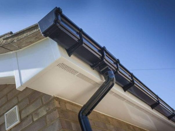 Hiring A Professional For Pvc Guttering Installation Services Why To Do It Gutter Repair Cleaning Gutters How To Install Gutters