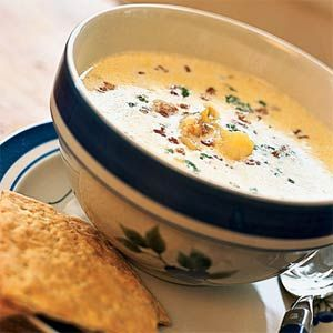 Cape Cod Clam Chowder a #NewEngland #Specialty