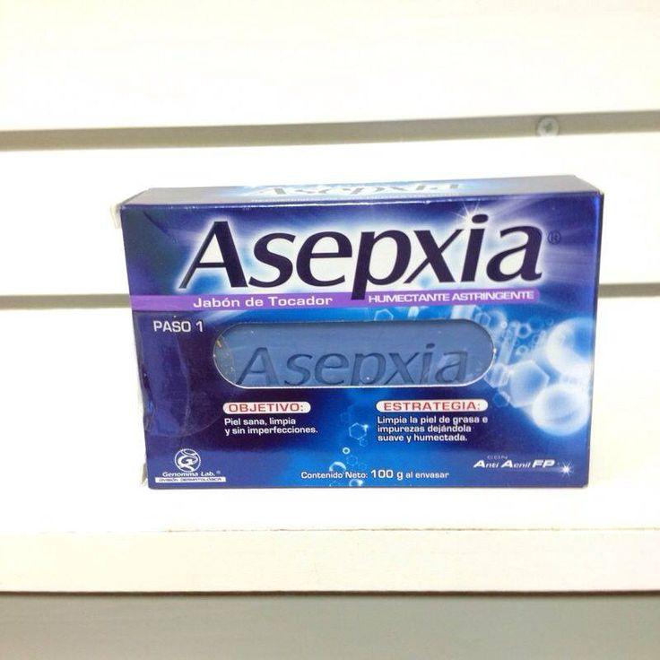 Jabon Asepxia Humectante,un jabon que limpia la piel de grasa e impurezas, dejándola suave y humectada. Lod ingredientes activos ayudarán a exfoliar tu piel y darle un mejor aspecto.