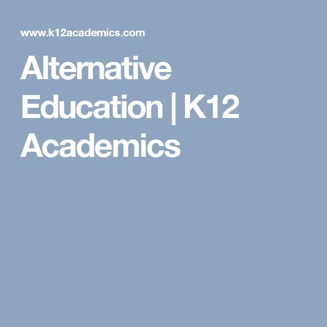 Alternative Education | K12 Academics
