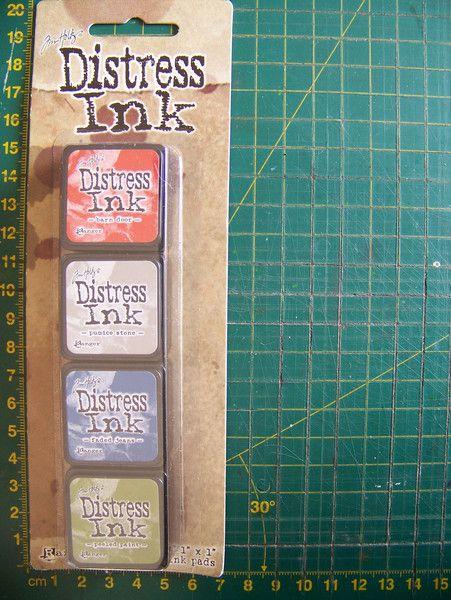 Tim Holtz Distress Ink Pads – A Pretty Talent