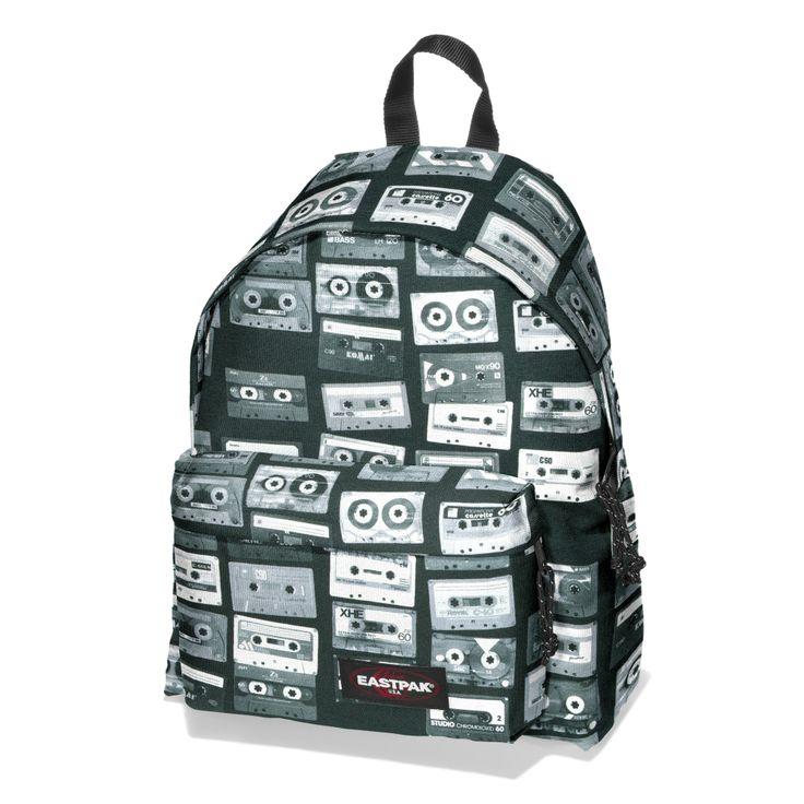 Eastpak - Padded Pak'r Cassette http://www.lycshop.gr/Proion/243-12-603/RADDED-PAK%60R-CASSETTE-Sakidio/ #Eastpak #paddedpak'r #fashion #backpack #K620 #padded #lycshop #original #90s
