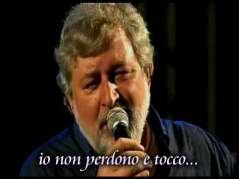 """Francesco Guccini  """"Cyrano"""" live"""