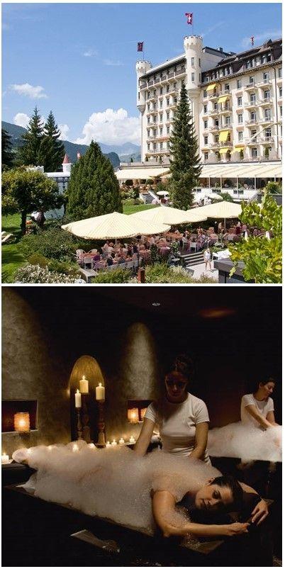 #Gstaad_Palace_Hotel - #Gstaad - #Switzerland http://en.directrooms.com/hotels/info/2-6-4992-64896/