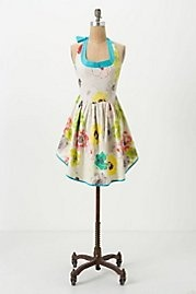 Simmering Poppies Apron: Poppies Aprons, Simmering Poppies, Bombus Dresses, Clothing, Anthropologie Dresses, Anthropology Eu, Anthropology Blue, Bumble Bees, Blue Bombus
