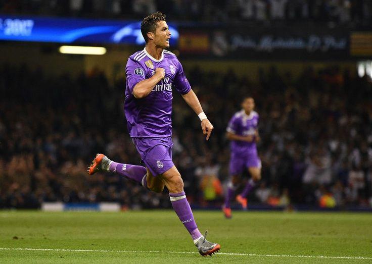 Cristiano Ronaldo Real Madrid Champions League duodecima 12 Cardiff 2017