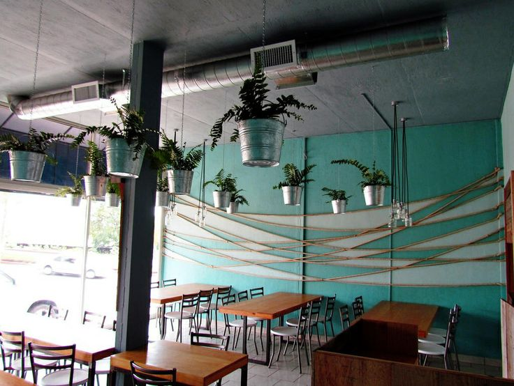 Restaurante de mariscos dise o interior mayra llamas c - Restaurantes de diseno ...
