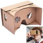 Assembled DIY Google Cardboard Cellphone VR Virtual Reality 3D Glasses for iPhone Samsung Cellphone EPATH-334226