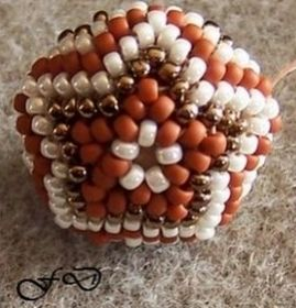 How to make Beaded beads