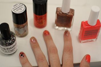 great ideas to help get cool nails at home. glad i pinned this for later