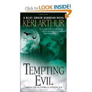 Tempting Evil (Riley Jensen, Guardian, Book 3)