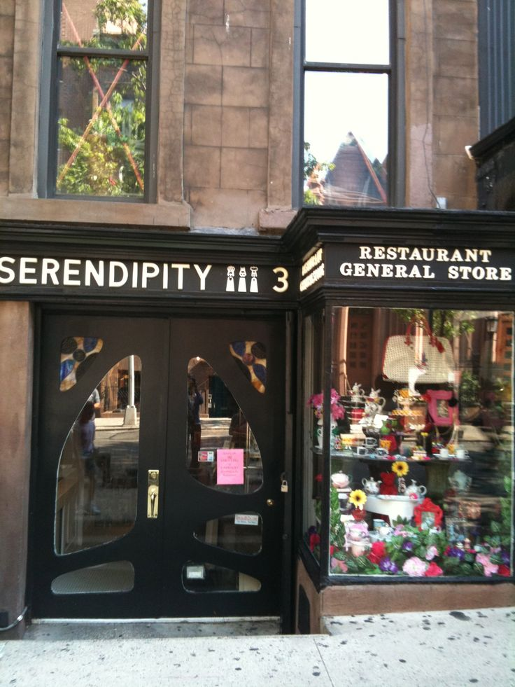 Serendipity | best ice cream | East Midtown, New York City