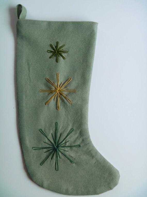 Best 25 retro stockings ideas on pinterest vintage for Fashion christmas stockings