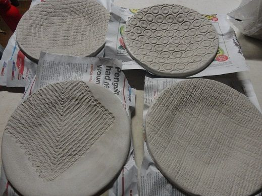 Best 25+ Clay Plates ideas on Pinterest | Dinnerware ...