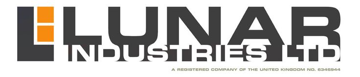 Lunar Industries logo, designed by Gavin Rothery for Moon (2009)