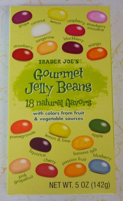 What's Good at Trader Joe's?: Trader Joe's Gourmet Jelly Beans