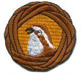 Bobwhite Woggle Patch - Boy Scout Store