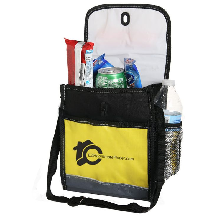 "#TCB122 - Apex Lunch Cooler Bag (8""W x 9""H x 4""D)"