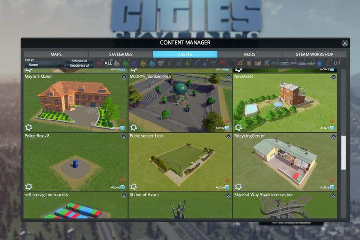 Cities Skylines best mods