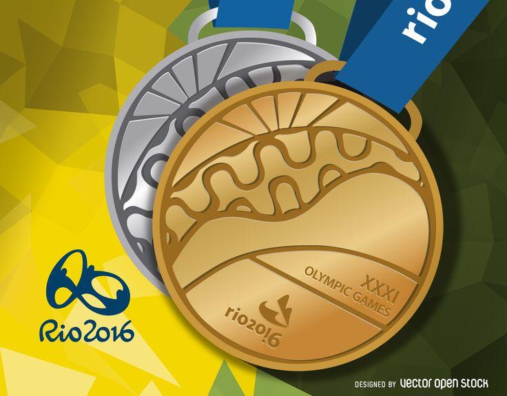 Rio 2016 medalhas