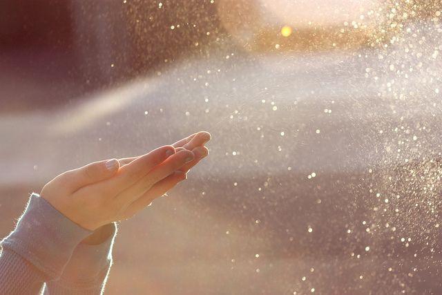 faith, trust, & a little pixie dust -mt