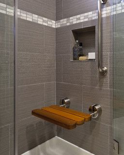 Guest Bathroom / Custom Kitchens by John Wilkins Inc