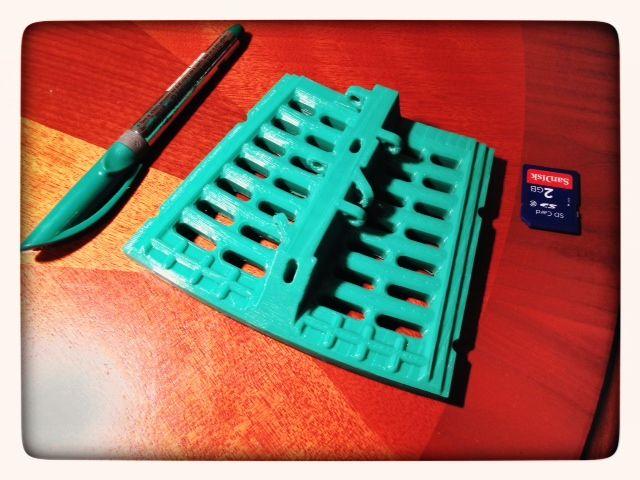Pirnting 3D, Parrilla Molino SAG, Prototipo, Ingeniería de Diseño, Scanner 3D