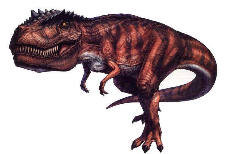 Giganotosaurus | Giganotosaurus - Dino Crisis Wiki