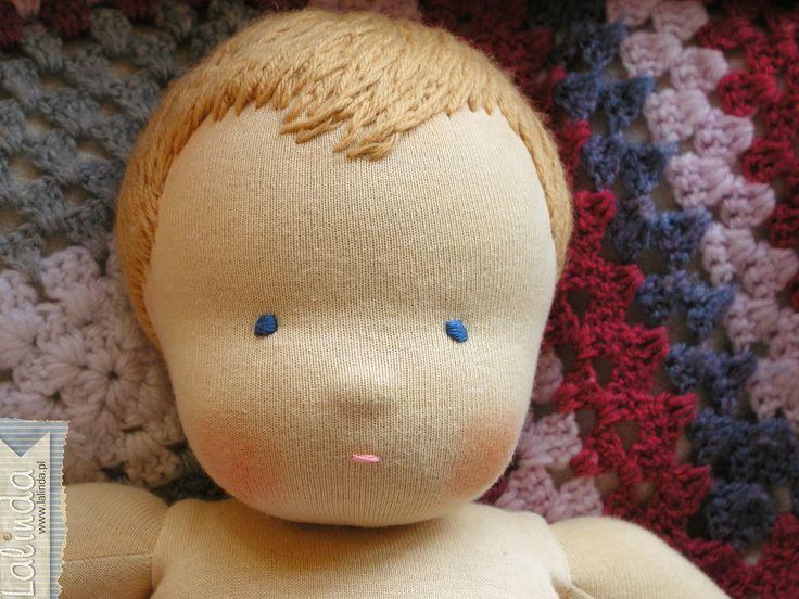 Sonia - szmaciana lalka niemowlaczek 4 kg