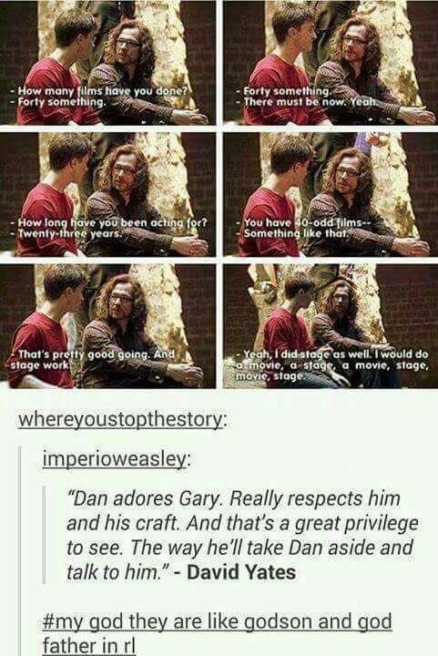 Gary and Dan