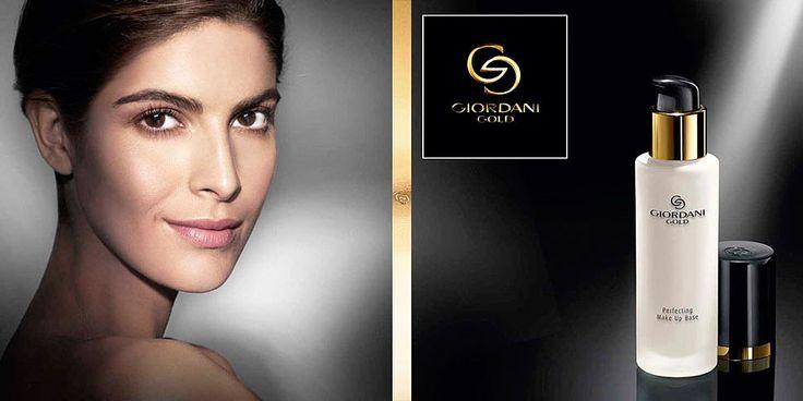 Минеральная база под макияж Орифлейм Giordani Gold Perfecting Make Up Base Oriflame