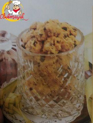 Resep Kue Macadamia Cokelat Keping, Resep Kue Lebaran Terbaru, Club Masak