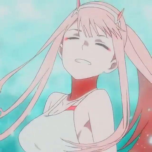 Anime Edit Amv Zerotwo In 2020 Romantic Anime Anime Films Noragami Anime