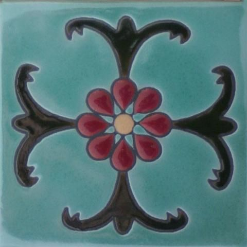 Decorative Pool Tile Enchanting 81 Best Decorative Pool Tiles Images On Pinterest  Mexican Tiles Inspiration Design
