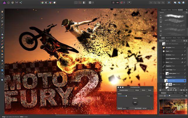 Affinity Photo en Mac App Store http://apple.co/1GmBul2