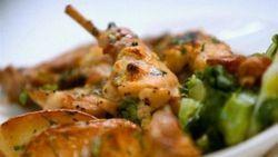 Заяц, поджаренный на решётке (из испанской кухни) ~ Пикник-шашлык-барбекю